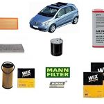Filtro olio Classe A W169: offerte, prezzi e confronto prodotti