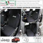 Fodere sedili Jeep Renegade: prezzo, offerte e recensioni