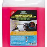 Liquido refrigerante auto rosso: offerte, prezzo e alternative