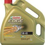 Olio motore 5w40 diesel Castrol: offerte, prezzo e recensioni