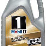 Olio motore Mobil 5w40: prezzo, offerte e recensioni